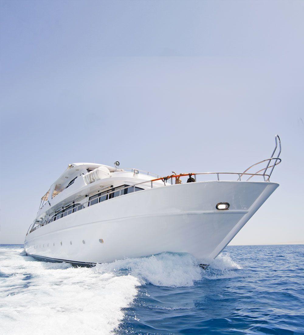 Luxury Yacht Charter kamilia lahbabi concierge services costa del sol