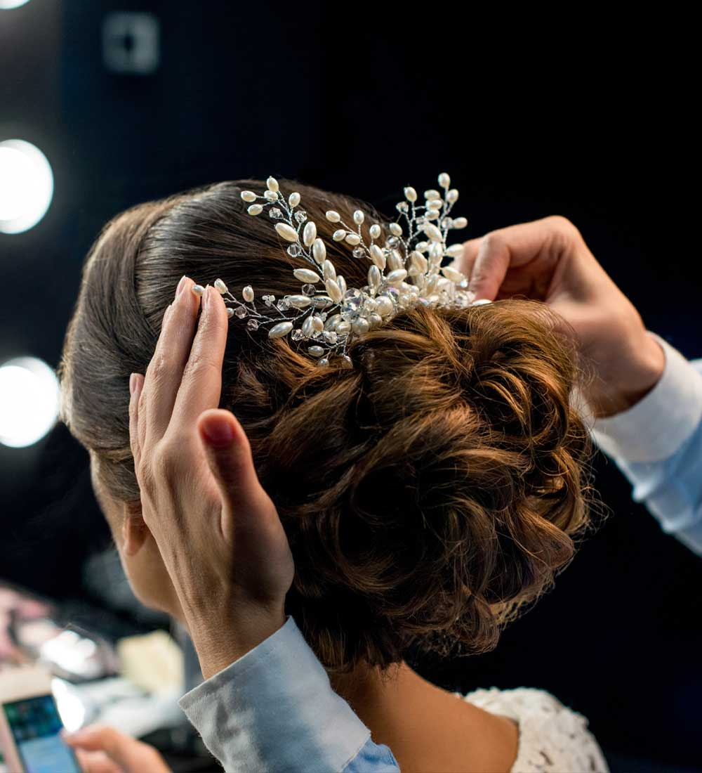 Hairdressing & Aesthetics concierge services Kamilia Lahbabi