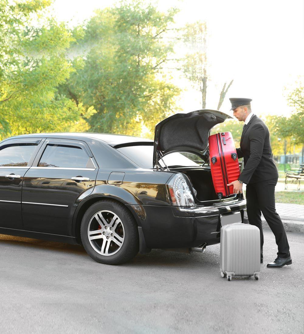 Rent a Luxury Car and Driver concierge services costa del sol kamilia lahbabi