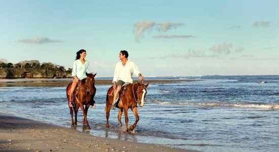 horse riding marbella