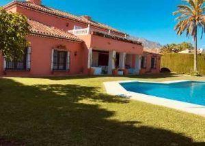 Luxury Villa for Rent Finca Besaya Beach - Marbella