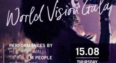 World Vision Gala Marbella