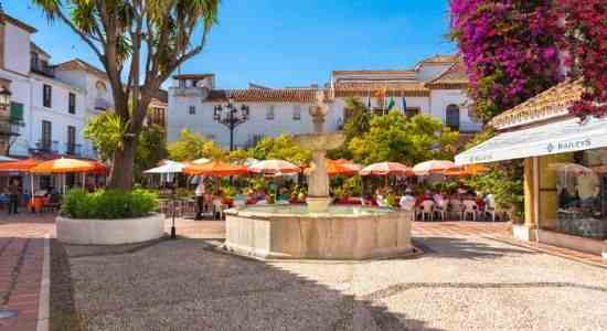 Apartment Marbella Old Town