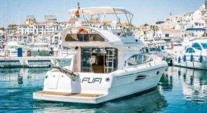 Astondoa Luxury Yacht Marbella