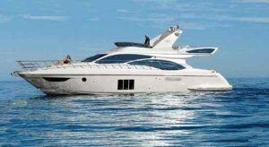 Azimut 58 Luxury Yacht Marbella