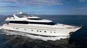Falcon 102 Luxury Yacht Marbella