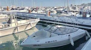 Mariah SX Luxury Yacht Marbella