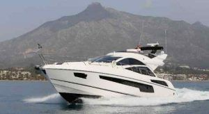 Sunseeker Luxury Yacht Marbella