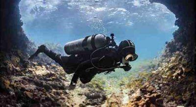 Diving in Marbella