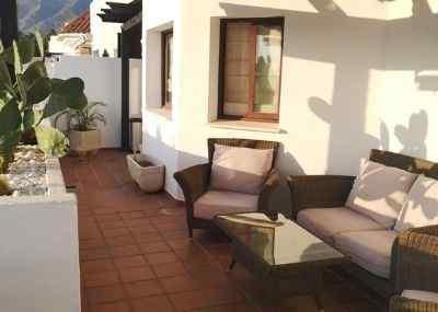 Duplex Coto Real for rent Marbella