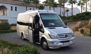 Mercedes Executive Microbus