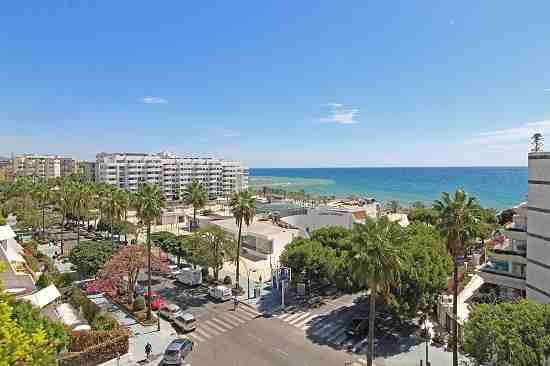 Penthouse Duplex in Nayade Marbella