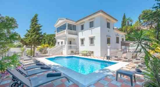 House for rent Las Chapas Marbella